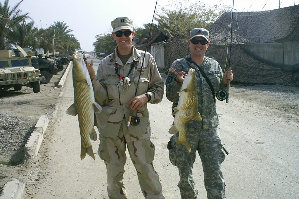 Baghdad School of Fly Fishing Free Range American