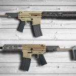 Honey Badger AR pistols