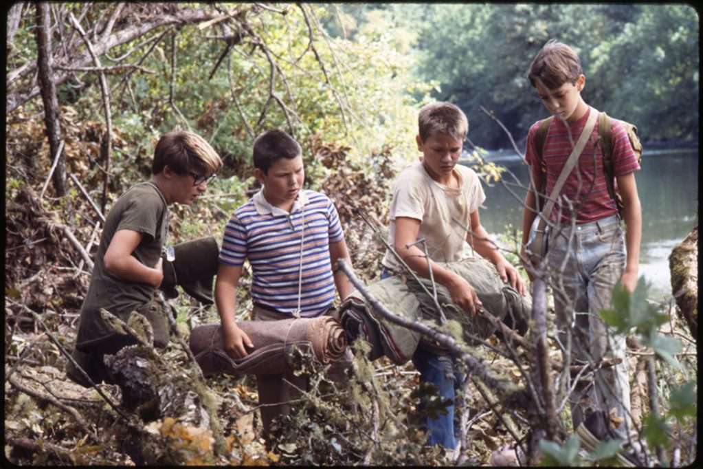 stand by me, adventure movies