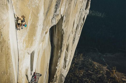 Emily Harrington free climb el capitan