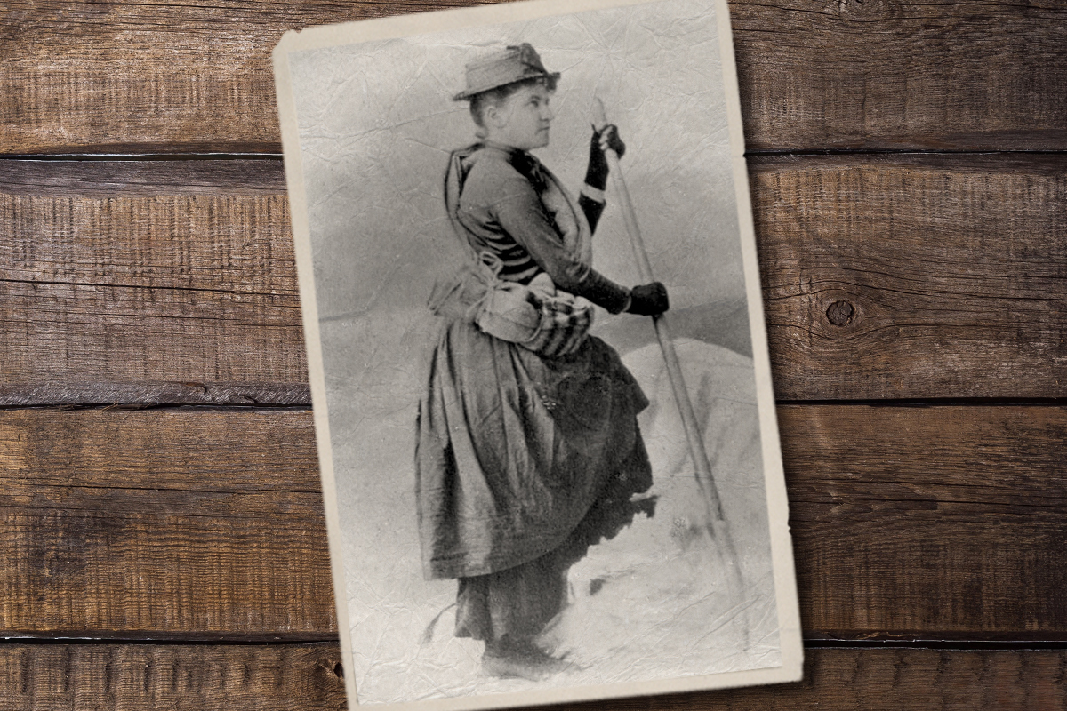women in mountaineering, Free Range American