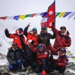 winter ascent of K2, Nepali Sherpa team, free range american