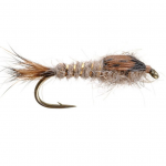 fly fishing patterns gold ribbed hare's ear