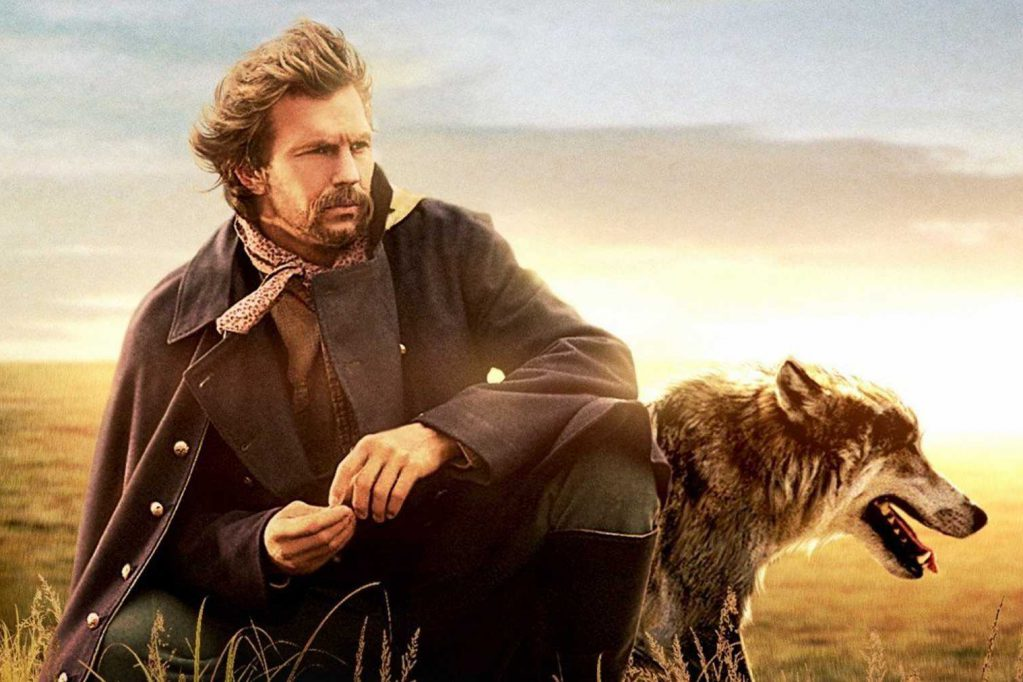 Dances with wolves movie poster image