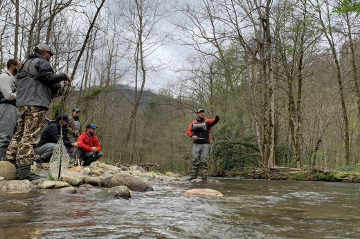 fly fishing veterans