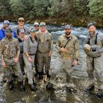 veterans fly fishing