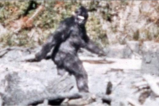 Bigfoot legends from around the world
