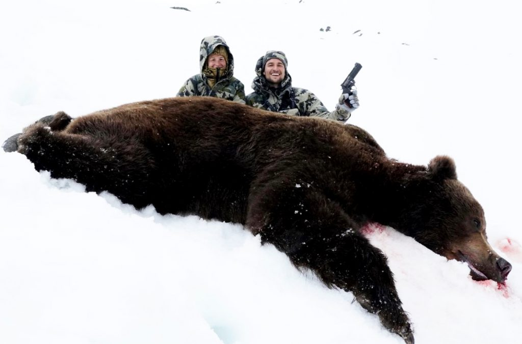 Alaska Woman Shoots Record Caribou on Solo Hunt 4 Months After Bear Attack